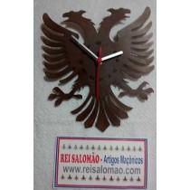 Relógio de Parede Águia Bicéfala Lagash