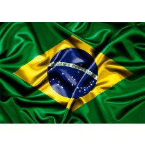 Bandeira do Brasil para Loja