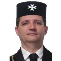 Barrete Cavaleiro de Malta (Prior Malta)