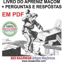 Livro Digital APRENDIZ MAÇOM