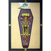 Painel Simbólico do Grau de Mestre - MOD. II