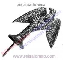 Jóia de Bastão Pomba